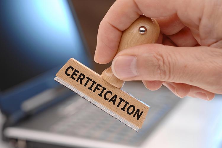 Certificazione ELC | DANIELA BONVICINI